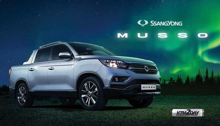 SsangYong Musso Price in Nepal