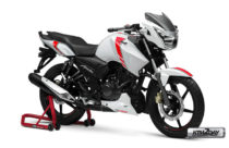Apache RTR 160 2V Race edition launched in Nepali market