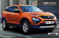 Tata H5(Harrier) Launched at NADA - Price, Specs, Features, Variants explained