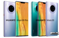 Huawei Mate 30 Pro, Mate 30 and Watch GT2 launched