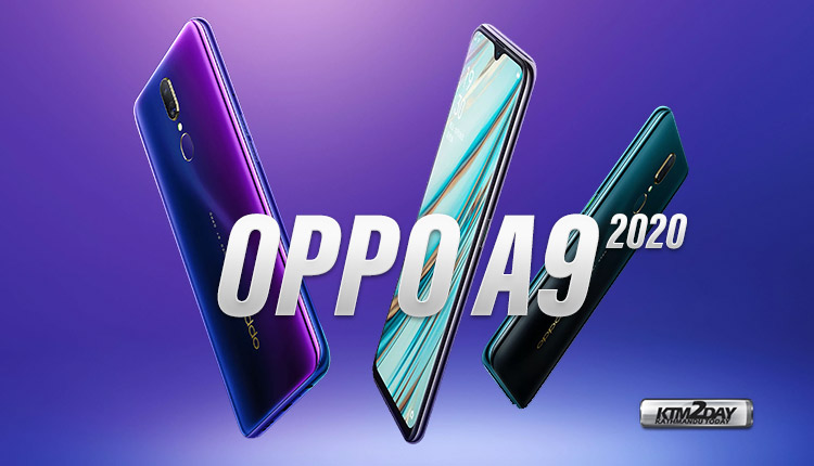 Oppo A9 2020 Price Nepal