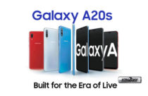 Samsung Galaxy A20s launched in Malaysia for $170