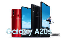 Samsung Galaxy A20s launched in Nepali market