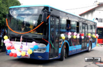 Sundar Yatayat to operate electric buses(EVs) from today