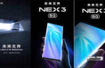 Vivo Nex 3 live images and specs revealed a day before launch