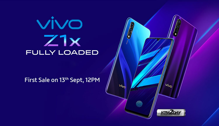 Vivo Z1x Price in Nepal
