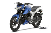 Apache RTR 160 4V launched in Nepali market