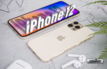 Apple iPhone 12 Concept design in classic gold revealed