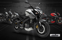 Bajaj Pulsar NS200 ABS Launched in Nepal