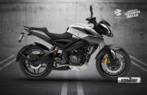 Bajaj Pulsar NS200 FI & ABS Launched in Nepali market