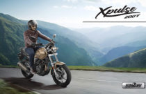 Hero XPulse 200T Touring bike Launched in Nepali market