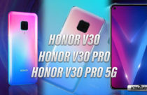 Honor V30, Honor V30 Pro and Honor V30 Pro 5G – Price, Specs Leak