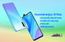 Huawei Enjoy 10s With OLED Display,Triple Rear Cameras Launched