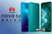 Huawei Nova 5Z design revealed in official poster