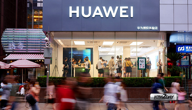 Huawei sales record 2019
