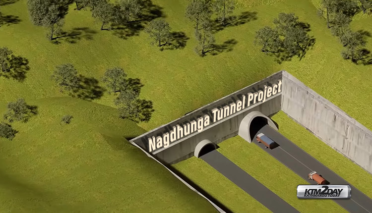 Nagdhunga Tunnel Project