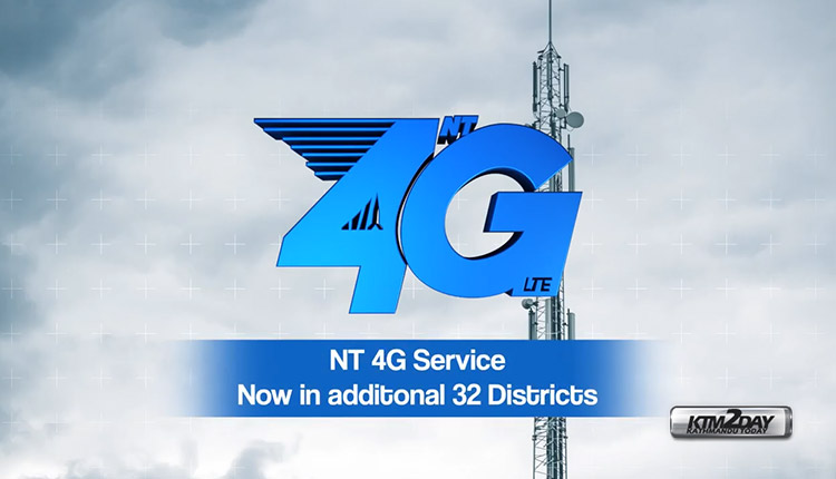 Nepal Telecom Nationwide 4G rollout