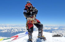 Nirmal Purja climbs all 14 highest peak in the world in 190 days