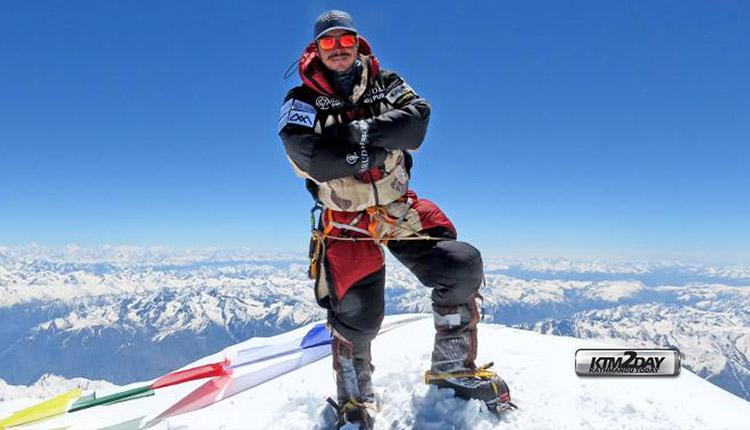 Nirmal Purja mountaineer