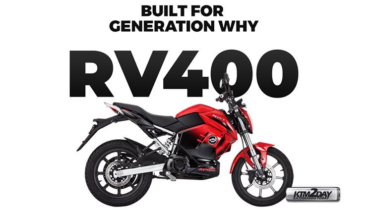 RV400-Red