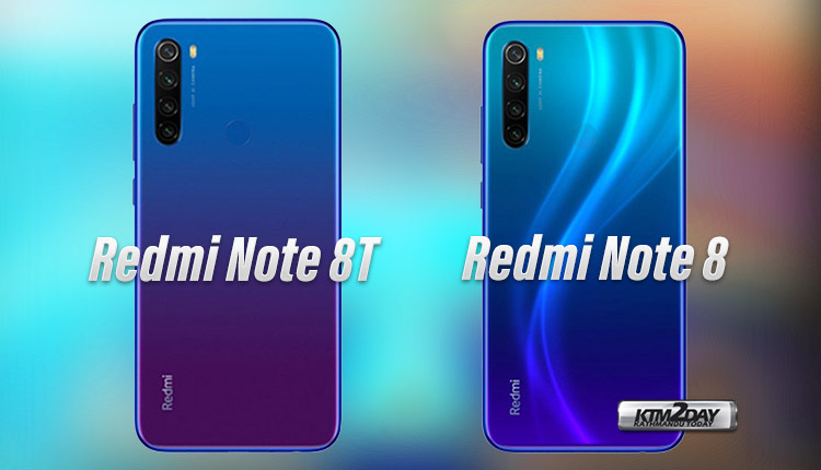 Redmi Note 8T Price Nepal