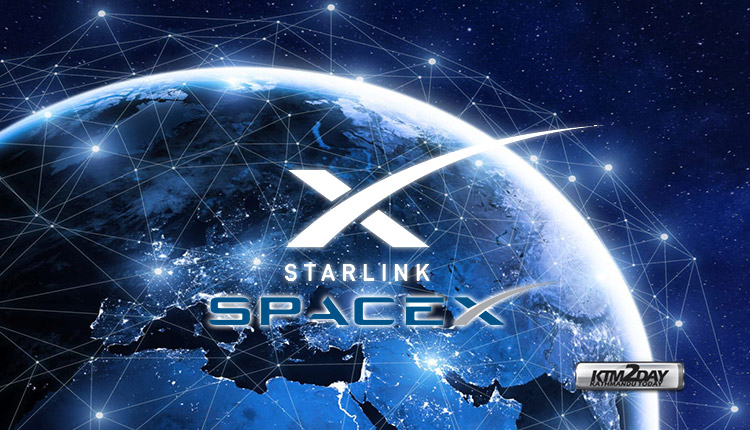 SpaceX Starlink Internet Service