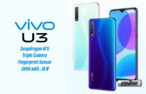 Vivo U3 Launched with Snapdragon 675, Triple Camera and 5000 mAh battery