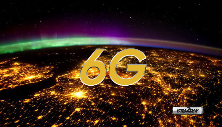 China 6G Mobile Networks