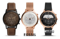 Fossil launches hybrid smartwatches with long battery life