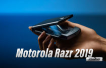 Motorola Razr debuts: 6.2 inch flexible Flex View screen, eSIM support and $ 1,500