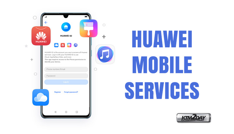 Huawei-Mobile-Services