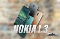 Nokia 1.3 will be the next bet in the 'budget' segment