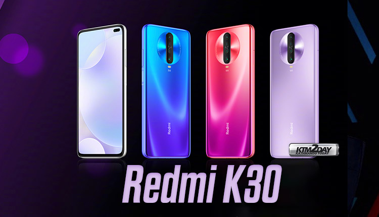 Redmi K30 Price Nepal