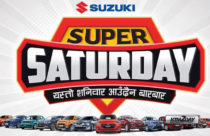 Suzuki brings Super Saturday Offer