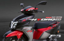 TVS NTORQ 125 Race Edition launched in nepali market