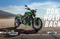 Bajaj Dominar 400 launched in Nepali market