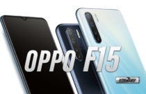 Oppo F15 with 48-megapixel camera and VOOC 3.0 launched