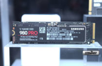 Samsung unveils V-NAND SSD with read write speed of 6500/5000 Mbps