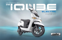 TVS iQube electric scooter launched in Indian market