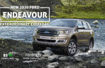 2020 Ford Endeavour launched in Nepali market