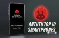 Antutu publishes Top 10 Smartphones list for the month of January 2020