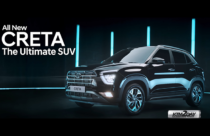 Hyundai Creta 2020 unveiled with all new look, launching in March