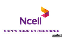 Ncell launches 'Happy Hour on Recharge'