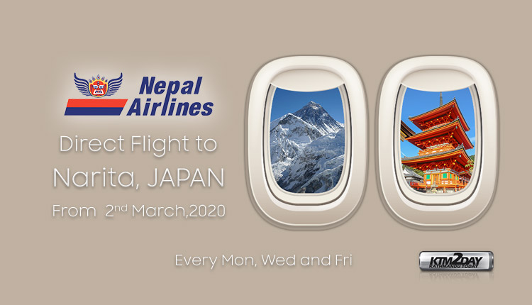 Nepal-Airlines-Japan-Flight