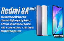 Redmi 8A Dual launched with Dual Cameras and Aura XGrip design