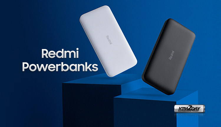 Redmi-Powerbanks