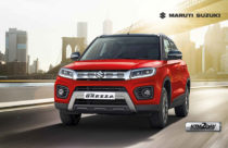 Maruti Suzuki unveils All new powerful and stylish Vitara Brezza BS6 Petrol