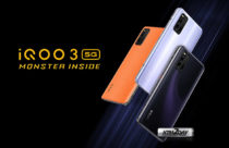 iQoo 3 launched with Snapdragon 865, Quad Rear Cameras and 5G support