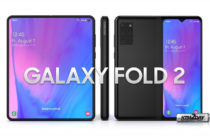 Samsung Galaxy Fold 2 design appears in high quality render