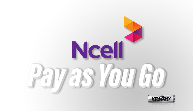Ncell Pay As You Go